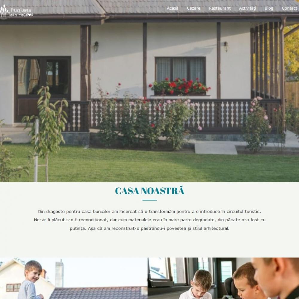 Pensiunea Țara Fagilor – cazare, atracții turistice și obiceiuri în inima Bucovinei